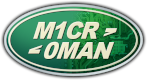 M1cr0man Logo